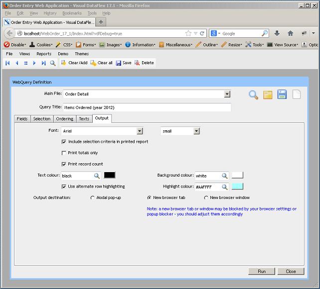 WebQuery Example 3
