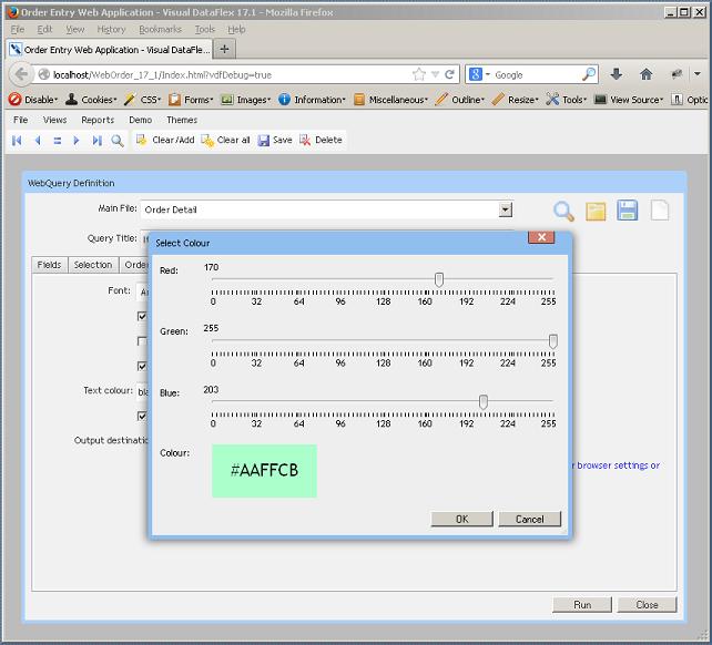 WebQuery Example 4